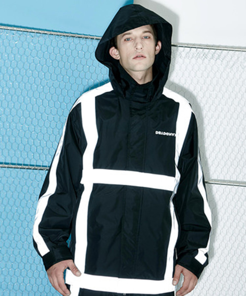 Scatch Windbreaker (BK)
